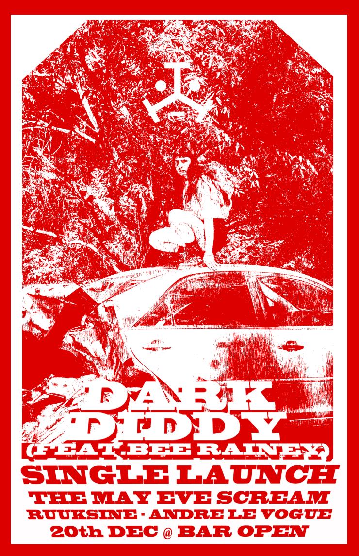 DARK DIDDY GIG poster